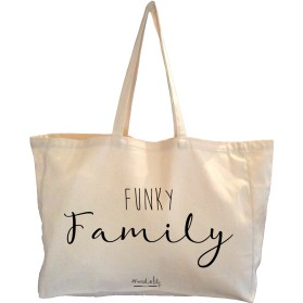 "Maxi bag ""Funky Family"""