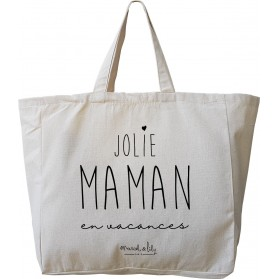 "It Bag ""Joli Maman en vacances"""