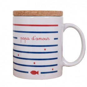 "Mug-collection capsule ""Papa d'amour"""