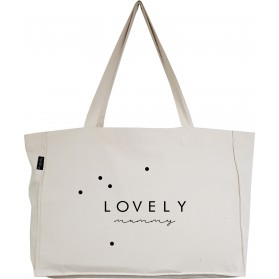 "Big Bag ""Lovely Mummy"""