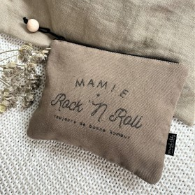 Trousse Mamie Rock'N Roll