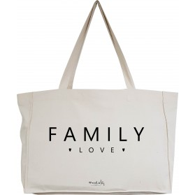 "Big Bag ""Family Love"""