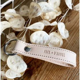 "Porte clefs - Collection Capsule "" Papa d'amour"""