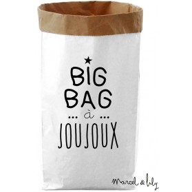 "Paper Bag ""Big Bag à joujoux"""