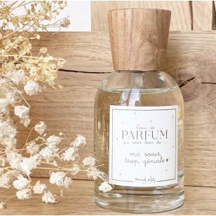 Eau de Parfum - Soeur géniale - 50 ml